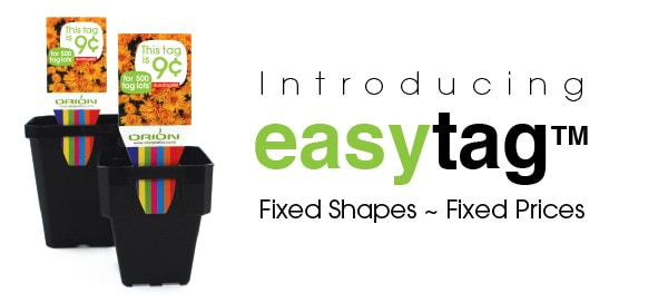 Easy Tag - Fixed Shapes, Fixed Prices